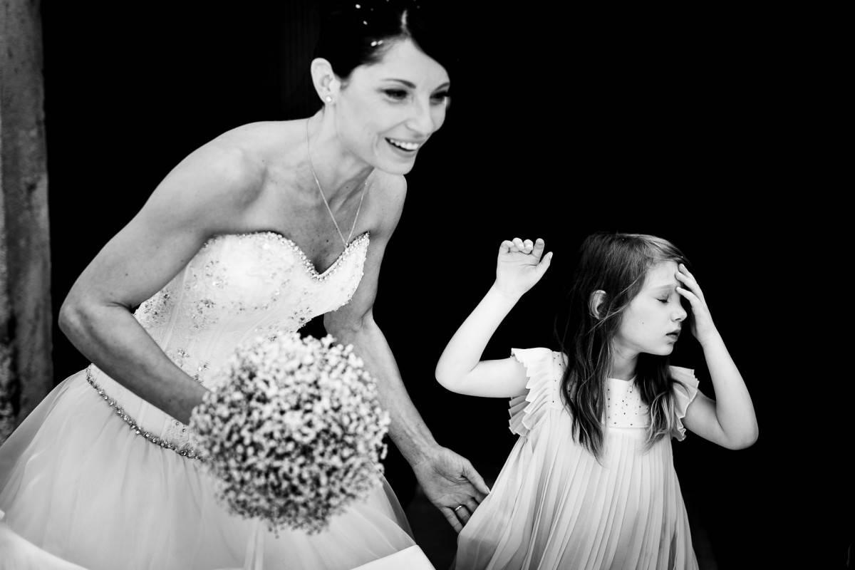 Matrimonio: fotografie in Posa o in Reportage?