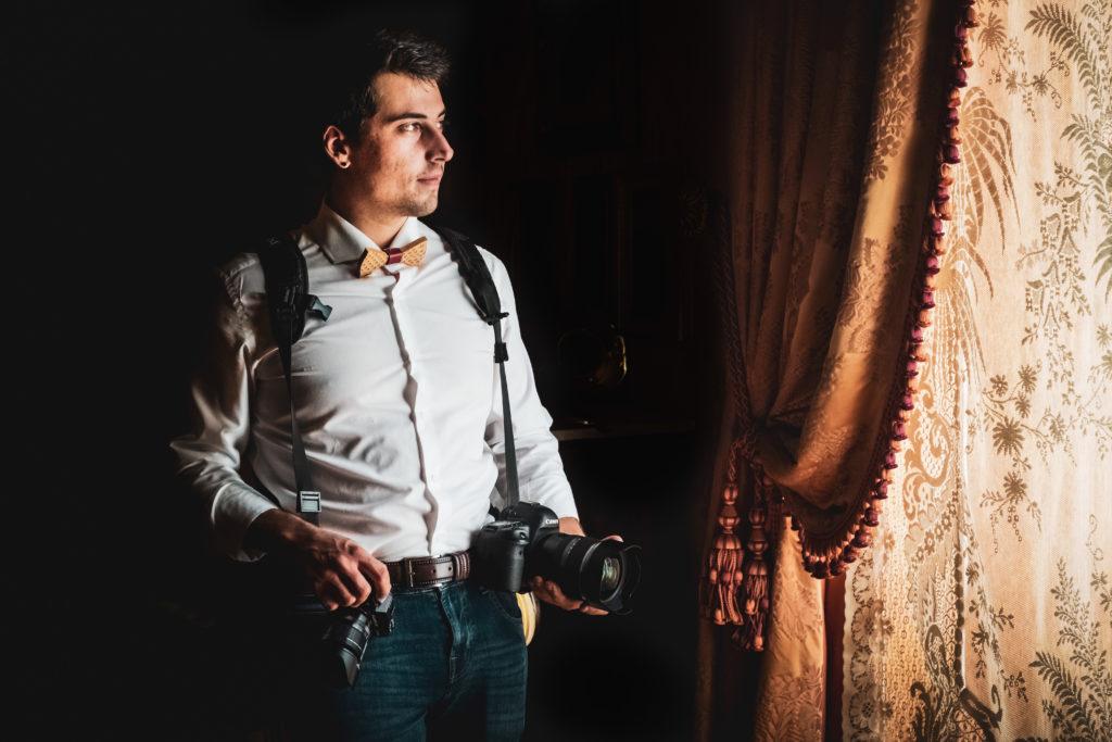 Enrico, fotografo ANFM
