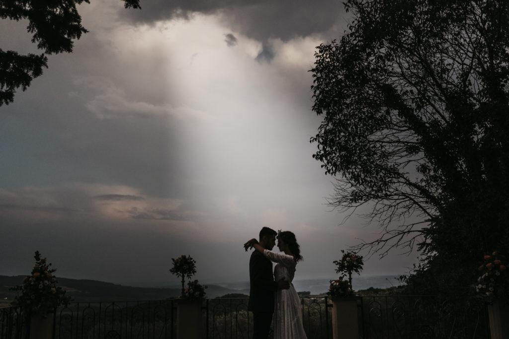 fotografo matrimonio a Torre Alfina Castello