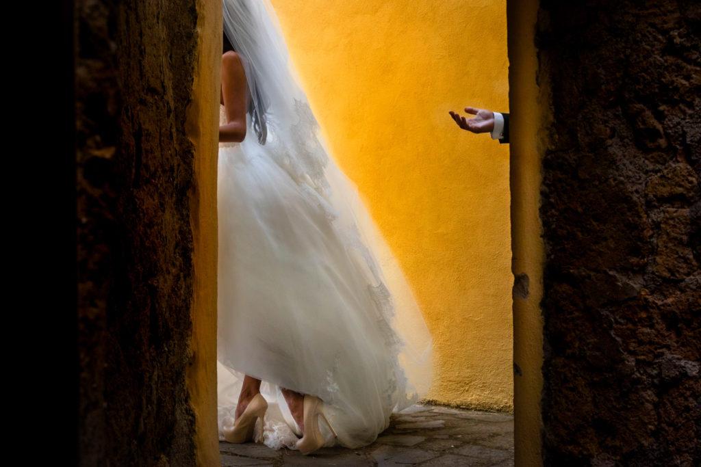 Palazzo Monaldeschi Viterbo matrimonio sposarsi fotografo