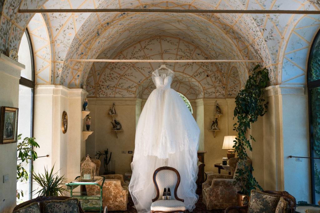 vestito sposa Viterbo